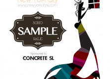 New York City SoHo Sample Sale