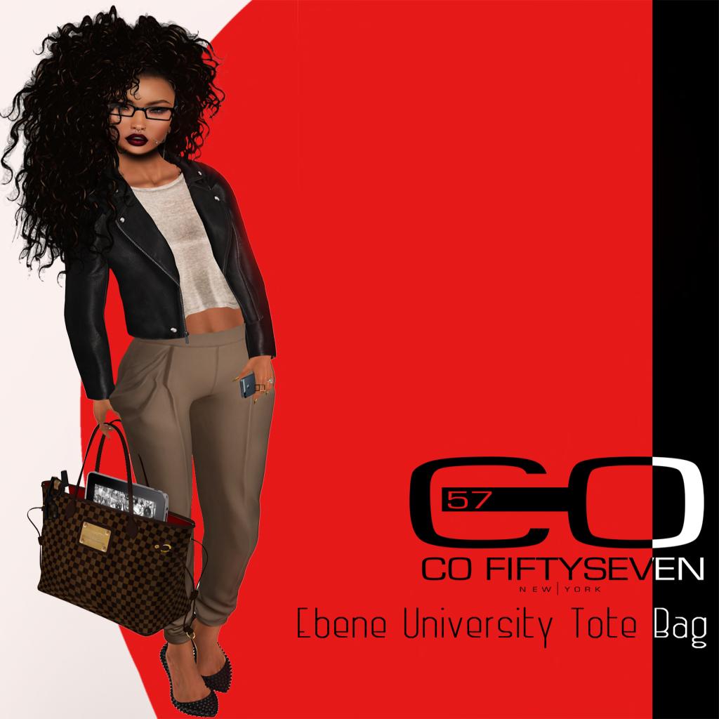 Co 57 Campus Crawl Tote Bag