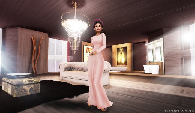 New York City Second Life - Luxury Loft Den